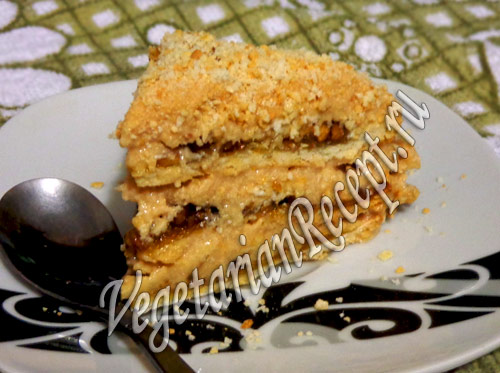 интересный торт рецепт с фото