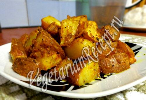 как вкусно приготовить картошку в мундире