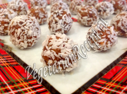 конфеты из сухофруктов своими руками