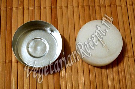 карамель в домашних условиях рецепт в формочках