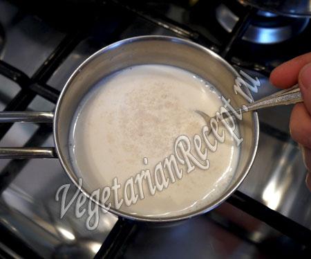 молоко с агар-агаром