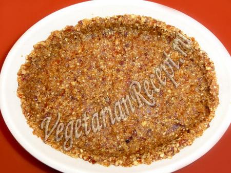 ореховая основа для торта