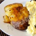 отварной картофель запеченный в духовке