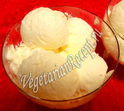 Мороженое пломбир в домашних условиях - рецепт с фото 70