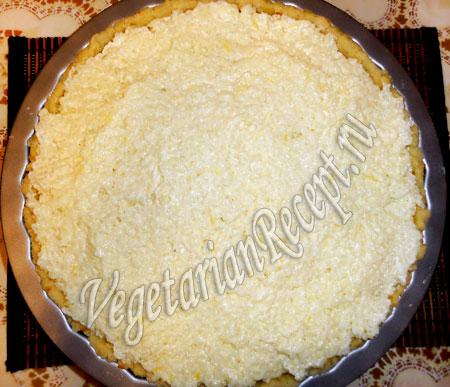 рисовый пирог приготовление