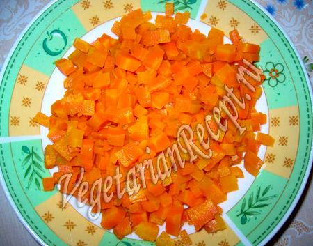 морковка для салата Подкова