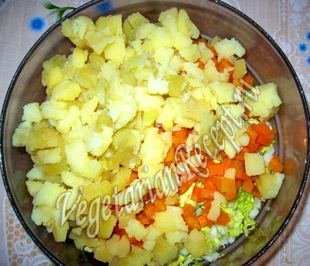 салат подкова рецепт