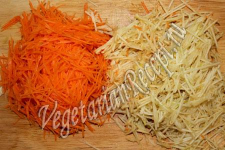 рецепт салата витаминного