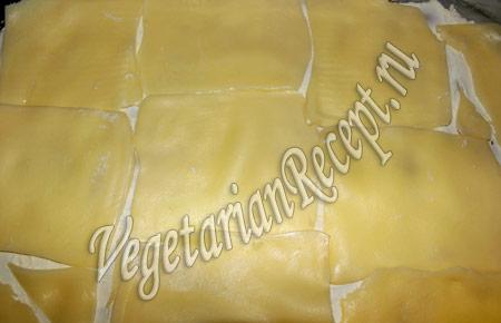 сырная лазанья рецепт