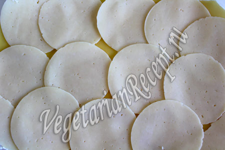 рецепт сырная лазанья