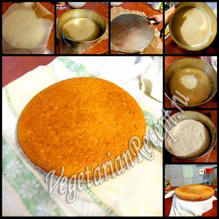 выпекаем торт из мастики своими руками