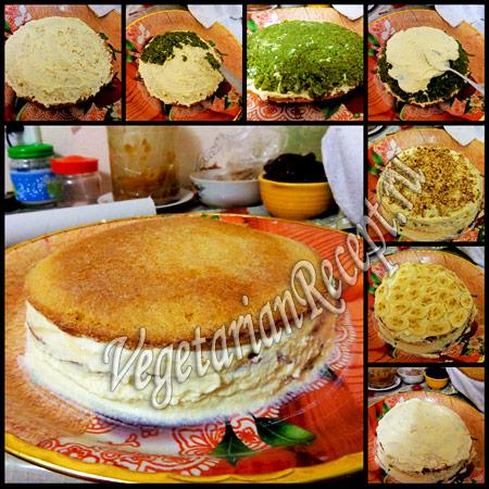 Торт с мастики своими руками рецепт с