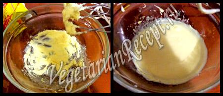 торт из мастики своими руками - масляный крем