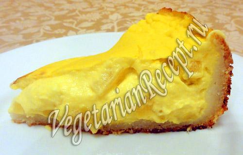 ананасовый торт пудинг