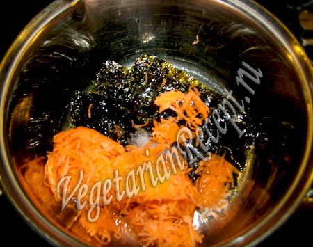 вегетарианская красная икра рецепт