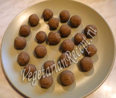 чечевичные пампушки рецепт