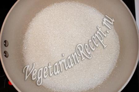 сахар для миндального пралине