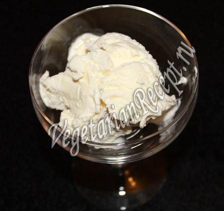 мороженое с черникой рецепт