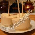 мороженое с коричневым сахаром
