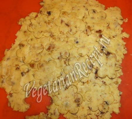 печенье с инжиром рецепт