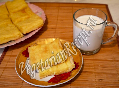 пирог из картофельного пюре (дурточмак)