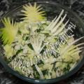 салат из редьки и огурца