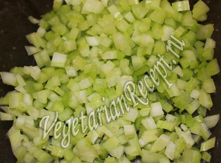 сельдерей для салата