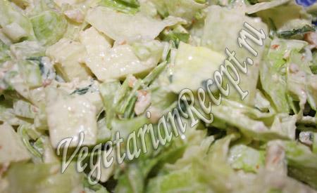 рецепт салат из сельдерея с яблоком рецепт