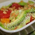 салат с авокадо и грейпфрутом