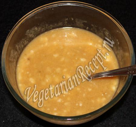 банановая смесь для приготовления сладкого хлеба