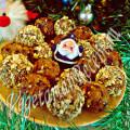 сладости из нута с сухофруктами
