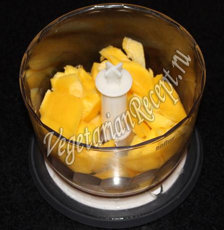 смузи манго