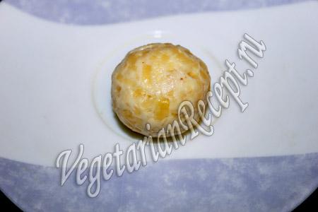 оливки в сырном тесте