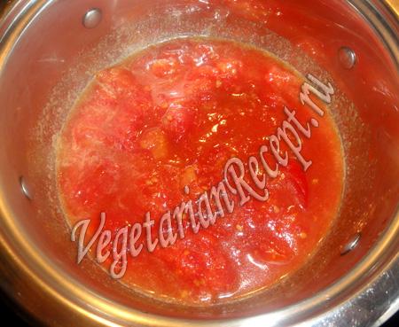 соус для запеченного фаршированного перца