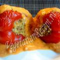 запеченный перец фаршированный гречкой