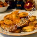 жареные оливки с сыром в тесте