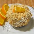 бисквитное пирожное с апельсинами рецепт с фото