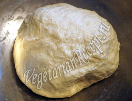 тесто для капустного пирога