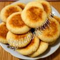 кокосовое печенье с сыром