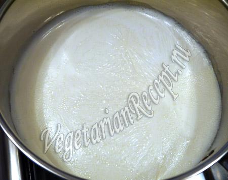 молоко для приготовления йогурта