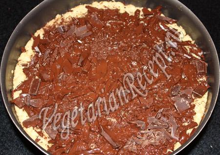 шоколадный крамбл рецепт