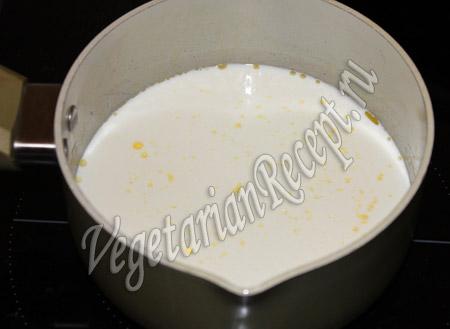 сливки для приготовления карамели