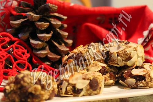 печенье из геркулеса без муки