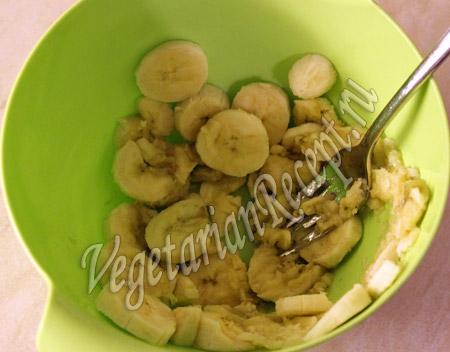 бананы для печенья
