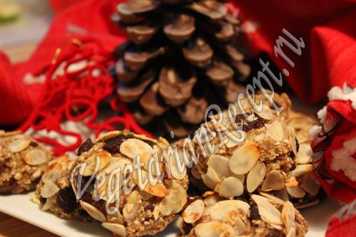 печенье из геркулеса рецепт