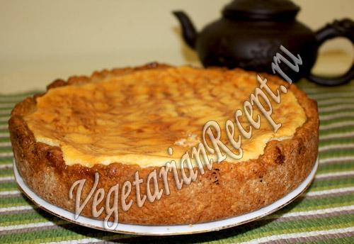 пирог ананда