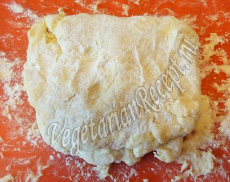 тесто для пирога с клюквой