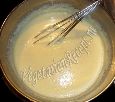 манка для крема