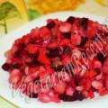Винегрет - рецепт с фото