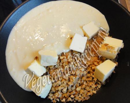 приготовление карамели для торта